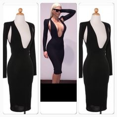 Bold and Beauty Dress : Polyester/Spandex (New without tags) us on IG @babsboutique_ N/A Dresses