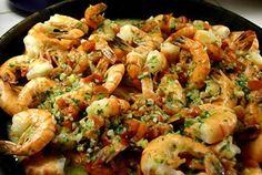 Wok, Provence, Shrimp, Seafood, Food Porn, Food And Drink, Cooking Recipes, France, Sea Food