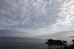 Resultado de imagen de refugiados mar