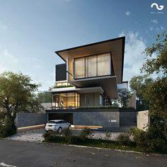 Bukit Golf Mediterania PIK House on Behance