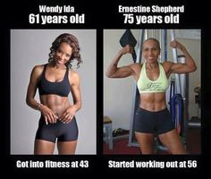 I live this! Gives me just the ammo I need to start taking care of myself now at 41