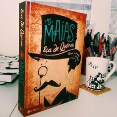 Os Maias: http://www.acrobatadasletras.com.br/2014/05/os-maias-chega-as-livrarias_31.html