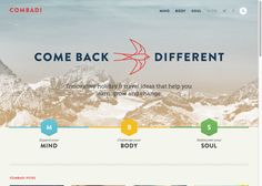 Combadi | Innovative holiday & travel ideas that help you learn, grow and change.