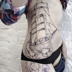 TATTOOS.ORG - By Sanny Masiuk  Click Here to See More TATTOOS...