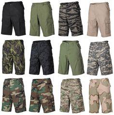 Eeuu BDU cargo Cotton bermudas ripstop Woodland camuflaje Army shorts pantalones brevemente