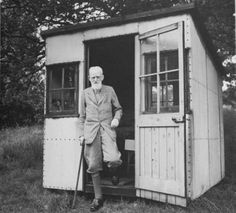Espacio y obra: las cabañas de trabajo de 10 escritores - noticias - *faircompanies