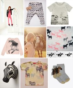 Children's Trend: Only the Horses
