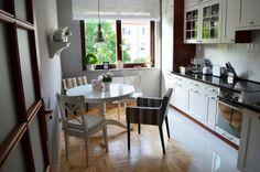dekorator amator: Biała kuchnia.
