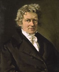 Friedrich Wilhelm Bessel (1784-1846), was a German astronomer and mathematician, He is known for developing the unified calculation of the positions of the stars, which is still used today. Bessel was the first to determine the success of the parallax, and therefore the distance of a fixed star, 61 Cygni, providing further evidence for the heliocentric nature of the solar system. It also specifies, for the Earth, diameter, weight and value of the flattening at the poles.