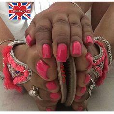 @at_milktreys_feet #longtoenails . . .follow @n2pedis . . . . #footfetish #footfetishnation #feet #toes #soles #sexyfeet #footmodel #footfetishnation #footjob #prettyfeet #prettytoes #perfectfeet #pedicure #cutefeet #highheels #feetporn #footporn #heels #cutetoes #footgoddess #softsoles #oilyfeet #oilysoles #sexiestfeet #myfeet #ebonyfeet #ebonytoes #ebonysoles #footfetishcommunity #ebony Pretty Toe Nails, Sexy Nails, Sexy Toes, Pretty Toes, Fun Nails, Nice Nails, Feet Soles, Women's Feet, Pink Pedicure