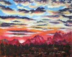 Casa de Linda Student Art Gallery: ADULT PAINTINGS - BASIC ACRYLIC CLASS, ADVANCED STUDENTS
