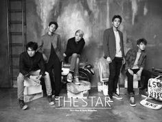 FT.Island - The Star Magazine April Issue '15