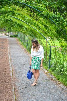 Secret Garden // Northwest Blonde - spring style