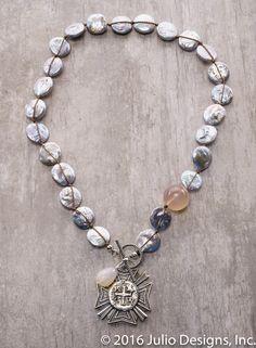 Swordfish #juliodesigns #handmadejewelry #vintage