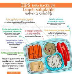 Lunch saludable por habitos.mx