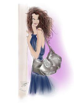 Style Bazaar - The Daily Glossy: SB Spotlight: Fashion Illustration