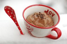 Joy in a Cup- delicious raw chocolate pudding!   The Alkaline Sisters