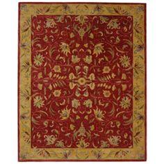 Safavieh Anatolia Collection AN526A Handmade Burgundy and Gold Hand-spun Wool Area Rug, 8-Feet by 10-Feet Safavieh,http://www.amazon.com/dp/B002PIGNH4/ref=cm_sw_r_pi_dp_29kWsb1F34JBP5DM