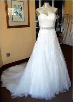 Vestido de Noiva Pronovias modelo Dagen Novo – Empório Lulu