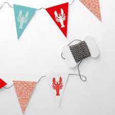 Decoration for crayfish party
