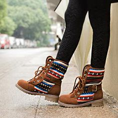 The hunt - website that tracks down similar items you cant find yourself....like these cute aztec boots