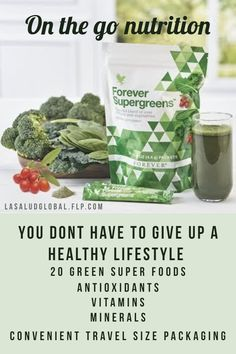 So excited to try this new product from FLP. The super hero greens in this powdered supplement is perfect for traveling. Pack in backpack, purse or gym bag. Forever Aloe Lips, Forever Bright Toothgel, Forever Living Business, Forever Living Aloe Vera, Super Greens, Antioxidant Vitamins, Organic Aloe Vera, Forever Living Products, Backpack Purse