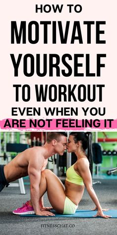 Looking for workout motivation? Discover how to motivate yourself to workout. Fitness inspiration on getting motivated to workout. Ways to get motivated when starting to workout again Morning Motivation Quotes, Fit Girl Motivation, Workout Motivation, Workout Fitness, You Fitness, Fitness Goals, Fitness Tips, How To Start Exercising, Muscle Recovery
