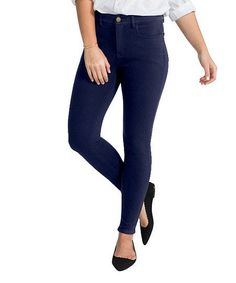 cf8751c4c1 Love this Five-Pocket High-Rise Super Skinny - Very Black on