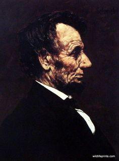 Bradley Schmehl Abraham Lincoln