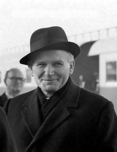 The best pope. John Paul II.