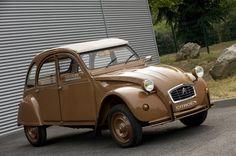 Hermès Citroën 2CV