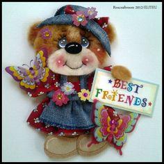 Best Friends, tear bear