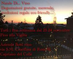 Natale Di... Vino a Capriano del Colle http://www.panesalamina.com/2013/18838-natale-di-vino-a-capriano-del-colle.html