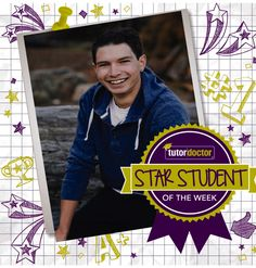 Congratulations to Daniel S #StarStudent of the week 5/1/16 . Read what his parents say: www.TutorDoctorTucson/category/in-our-community/