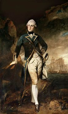 Captain Lord Robert Manners (6 February 1758 – 23 April 1782) was an officer of the Royal Navy and nobleman, the second son of John Manners, Marquess of Granby and Lady Frances Seymour.