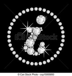 Stock Illustration - diamonds info icon - stock illustration, royalty free illustrations, stock clip art icon, stock clipart icons, logo, line art, pictures, graphic, graphics, drawing, drawings, artwork