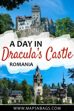 Dracula's castle has always been on my bucket list, but I managed to visit it! I had no idea of what to expect, but this tour exceeded any expectations I could possibly have. Read more about the Bran Castle Tour and embark on this journey to the medieval times! #Romania #Transylvania #DraculasCastle #castle #Brasov #BranCastle #PelesCastle #Dracula #travel #Europe
