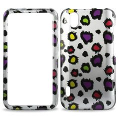 Buy LG 2D Protector Cover for LG Marquee LS855 0178 - Retail Packaging - White/Black/Yellow/Purple/Red NEW for 2.99 USD | Reusell