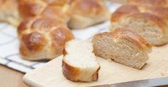Recette de Brioche sans beurre ni huile au fromage blanc 0%. Facile et rapide à réaliser, goûteuse et diététique.