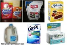 gastric bypass shopping---pretty good list of foods and items to have on hand after your surgery