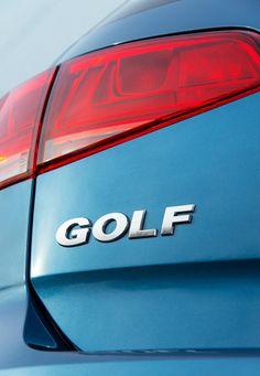 2013 Volkswagen Golf UK-Version