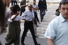 Barack Obama - 14 Photos Of Obama Post-Presidency That Prove He's Living His Best Life