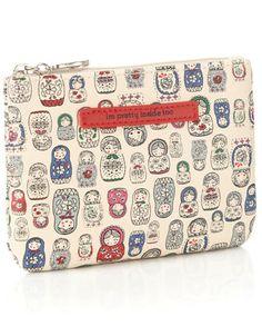 Russian doll purse