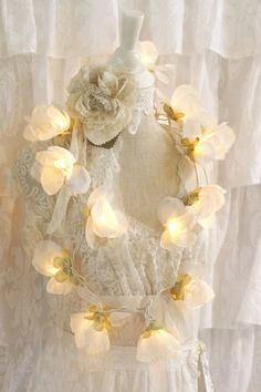 DIY-Fairy lights Tutorial