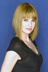 Megan Ward as Kate Howard Hot Haircuts, Cute Hairstyles, Short Pixie Bob, Pixie Bangs, Megan Ward, Long Bangs, General Hospital, Hair Makeup, Stylists