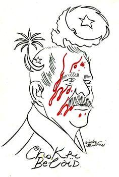 Chokri Belaïd  http://www.gianlucacostantini.com/political-comics/political-comics-2013/chokri-bela%C3%AFd/