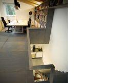 zone zuid architecten l Kast, Tafel, Trap voor Frizz ID Roosendaal
