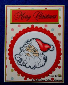 Crackerbox Palace rubber stamp Blog: Christmas