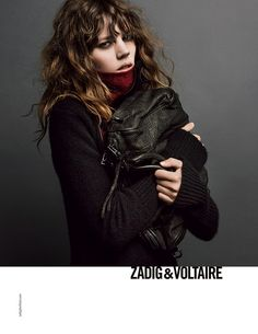 Zadig & Voltaire F/W 13.14 pinned from http://frejabehalove.tumblr.com/