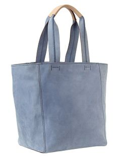 Gap Large Leather Tote